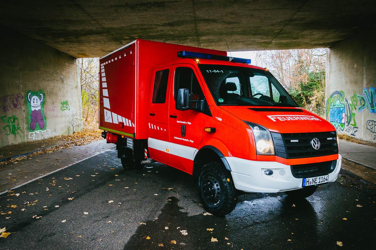 Freiwillige Feuerwehr Neustadt am Rübenberge - GW-L 1